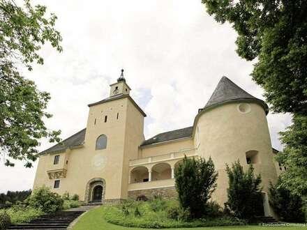 Residieren in historischem Schloss