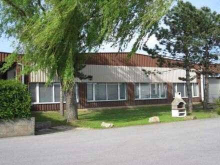 Gewerbehalle inkl.Büroflächen und Sozialräumen