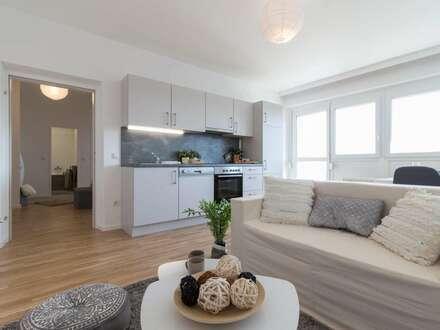 +TRAUMHAFTER Erstbezug nach Generalsanierung! 3-Zimmer Wohnung in sehr guter Zentrumslage, direkt in Oberpullendorf mit Panoramablick…