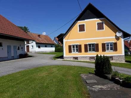 Liebevoll sanierte Landwirtschaft Nähe 8522 Groß St. Florian - neuwertiger TOPZUSTAND