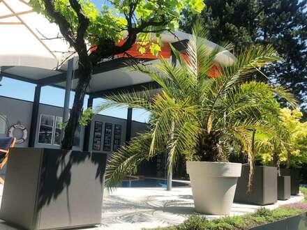Solides Haus mit zauberhaftem Garten und Pool in Bestlage Gneis