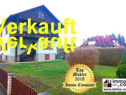 Ordentliches Einfamilienhaus ca. 149m² Wohnfläche – 715m² Grund – 168.000 Euro - 5 Minuten von Fürstenfeld entfernt - 4 Zimmer…