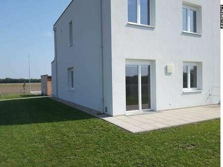 Modernes Reihenhaus mit Garten, Terrasse & Kaufoption zu vermieten, direkt vom Bauträger!