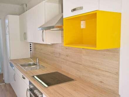Zweizimmer Maisonette mit Dachterrasse - provisionsfrei ab 1. Dezember - Heizung inklusive