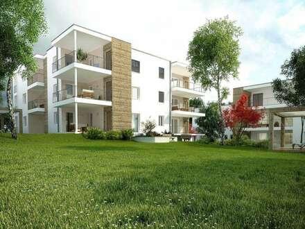 NEUBAU - Moderne Gartenwohnung in ruhiger Grünlage *provisionsfrei*