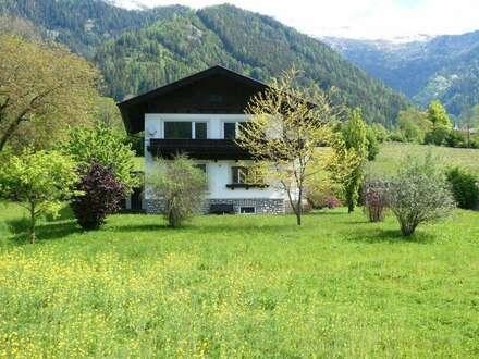 Einfamilienhaus - großer Garten, wunderschöne Lage, Nähe Lienz