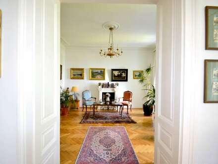 Auserlesenes historisches Domizil in Klosterneuburg / Classic historic residence in Klosterneuburg