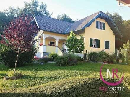 Traumhaftes Einfamilienhaus am Fuße des Csaterbergs in Güssing Nähe