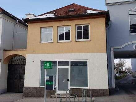 Stadtplatzhaus in Pregarten