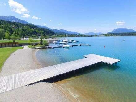 Traumhafte Seewohnung am Faaker See (+Bootsliegeplatz)