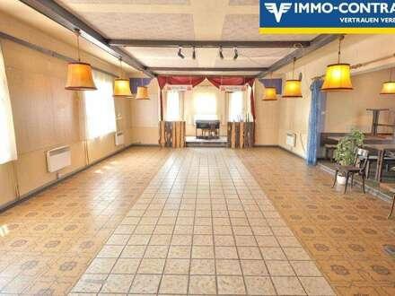Ehemaliges Gasthaus mit vielen Zimmern und noch einer Küche im OG