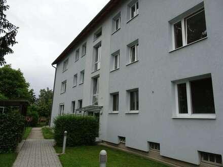 Gepflegte 2 Zimmer-Wohnung -zentrumsnah- Mann