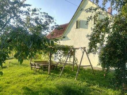 "RARITÄT ""Am Bernbach"" sonniges Einfamilienhaus saniert 950m² Garten"