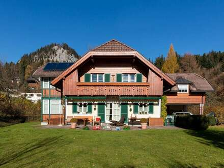 Charmante Landhausvilla - St. Gilgen am Wolfgangsee