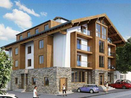 Provisionsfrei! Exkl. 2-Zimmer-Appartement in Zell am See - Top 11