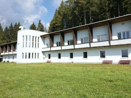 Dem Himmel nah - im ehemaligen Kloster auf 1200 m Höhe