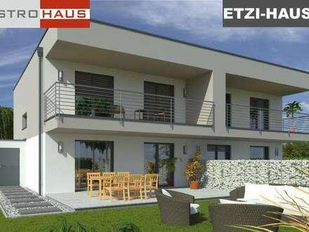 Bad Hall:NUR mehr 1 Doppelhaushälfte + Grund ab €281.516,-