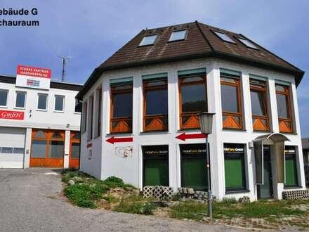 Neusiedler See - Nähe Eisenstadt! Lager-, Werkstatt-, Geschäfts- bzw. Büroflächen zur Vermietung! Gewerbepark Donnerskirchen!