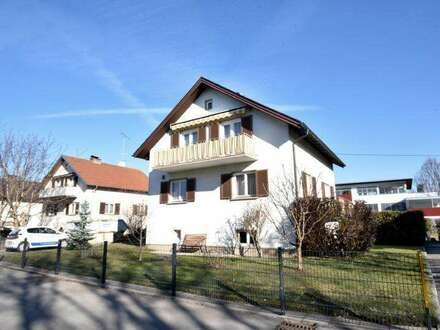 Einfamilienhaus in ruhiger Lage von Lustenau zu vermieten!