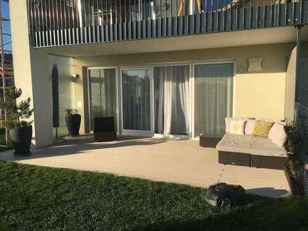 Traum Wohnung mit Terrasse und Gartenanteil!