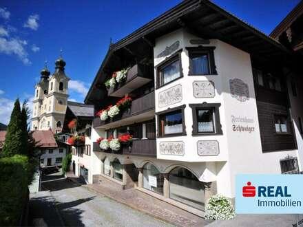Großzügig ausgestattete Ferienwohnung mit ca.105 m² Nutzfläche, wird längerfristig in Hopfgarten im Brixental vermietet