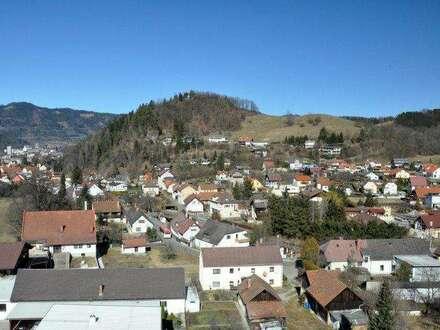 Wohnen über den Dächern von Leoben-Göss!