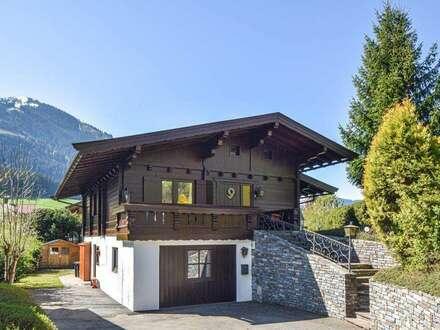 Haus in sehr schöner Sonnenlage mit großem Grundstück