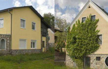 Thermenregion Bad Tatzmannsdorf: 2 Häuser zum Preis von Einem!