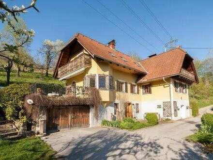 Exklusiv Wohnhaus mit bester Aussicht am 8063 Brodingberg