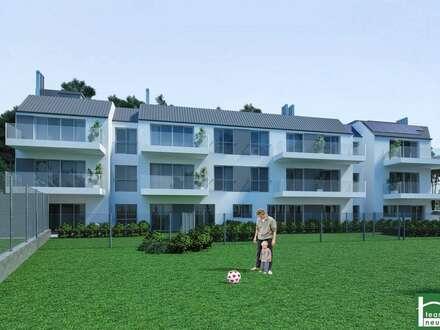 Provisionsfrei! 3-Zimmer! Erstbezug! Garten & Terrasse! Südseitig!
