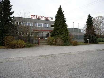 Betriebsobjekt mit Büro-/Betriebsgebäude, provisionsfrei für die Käufer