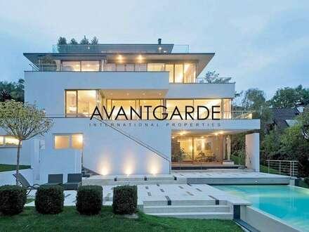 Moderne Villa in einzigartiger Aussichtslage