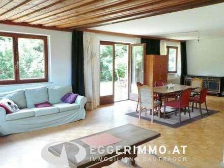 Kaprun: renovierungsbedürftiges Einfamilienhaus - geeignet auch als Personalhaus, 9 Zimmer, Parkplätze vorhanden