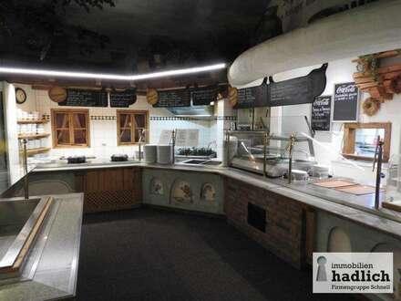 Bestens eingeführte Schihütte/Bergrestaurant in der Schiregion DACHSTEIN WEST zu verkaufen, mit ca. 280 Sitzplätzen innen…