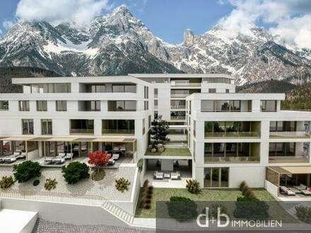 Erdgeschosswohnung - City Life Saalfelden! Keine Käuferprovision!
