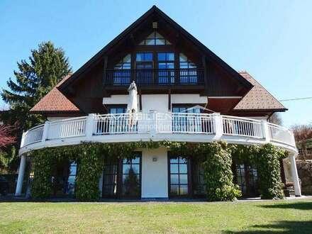 Repräsentative Luxusvilla in der südsteirischen Toskana!