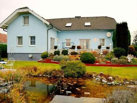 Ihre Souverenität beginnt mit dieser prächtigen Landhaus-Villa mit 2 x Pool