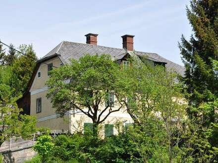Traum für Bastler und Liebhaber alter Häuser - VERKAUFT