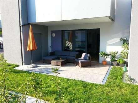 Neuwertige attraktive Gartenwohnung in nachgefragter Wohngegend