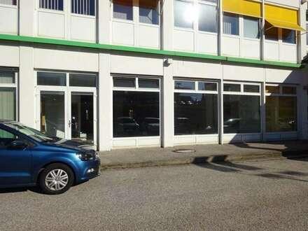 Vielseitig nutzbares Geschäftslokal im Gewerbepark Mondsee - zB. auch als Gemeinschaftspraxis super geeignet!