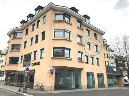 WG-geeignete 2-Zimmer-Wohnung im Zentrum von Innsbruck