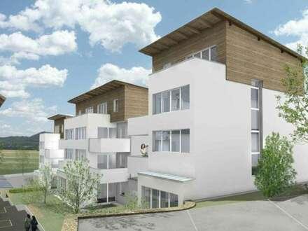 Geförderte Mietkaufwohnung mit Eigengarten- NEUBAU