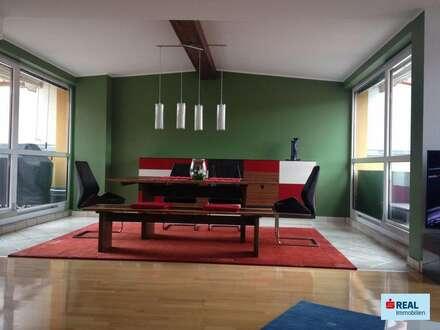 Luxuriöses Penthouse mit 3 Terrassen in Wolfsberg!
