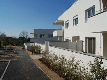 Entspannen im eigenen Garten! Wir bieten eine leistbare Eigentumswhg. in naturnaher Siedlungslage - rasch beziehbar!