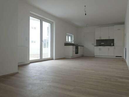 Bezugsfertige 3 - Zimmer Erstbezugs-WHG inkl. EWE Küche & Stellplatz in Glaubendorf