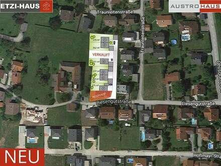 Gmunden: 8 moderne Doppelhäuser inkl. Grund ab € 313.000,-