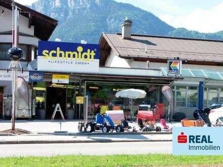 Geschäftslokal in Kirchbichl - Top Lage