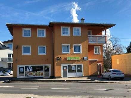 Geschäftslokal in zentraler Lage in Lenzing!