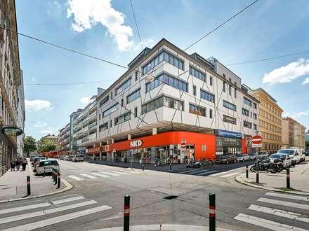 Vermietet wird ein wunderschönes Büro im modernen Clusterhaus in der Siebenbrunnengasse