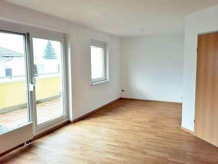 Sonnige 2-geschoßige Wohnung in ruhiger Wohngegend in Hall zu mieten